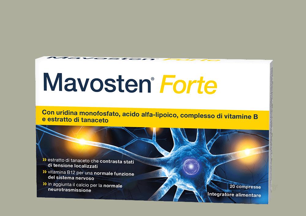 Mavosten Forte 20